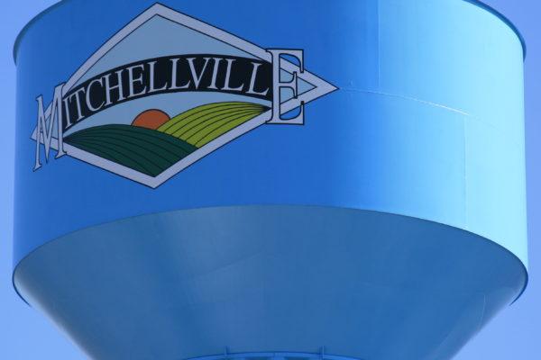 Mitchellville Water Tower